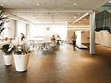 Begegnungszone und Cafeteria