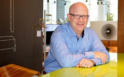 Christoph Lips, neuer Geschäftsführer der H+B Bürorama