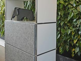 aPerf: Flexible Akustiklösung von NOVEX für Ihr individuelles Büromöbel