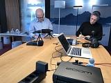 Lass von dir hören. Podcast-Workshop mit Ingo Stoll.