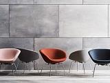 Der DER POT™ von Arne Jacobsen 1959 (Gestell verchromt)