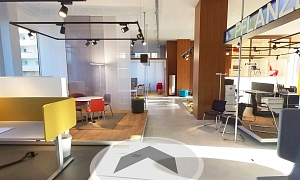 Virtueller Showroom: Vom Home-Office direkt ins coole office