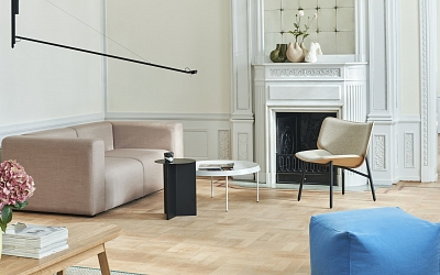 HAY Frühlingsaktion: 20% Rabatt auf Mags Sofa-Kollektion